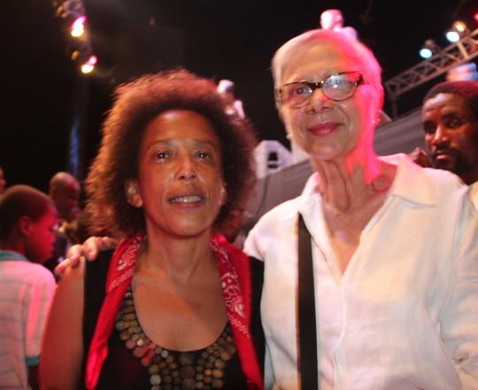 Directors Rachele Magloire and Chantal Regnault