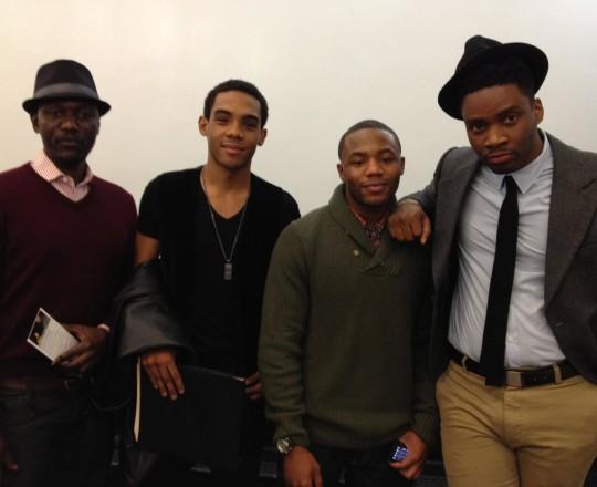 Kaleb Cast and Crew