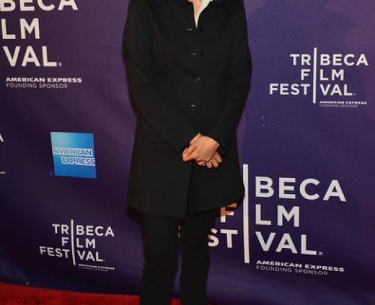 Patricia Benoit at Tribeca Film Festival