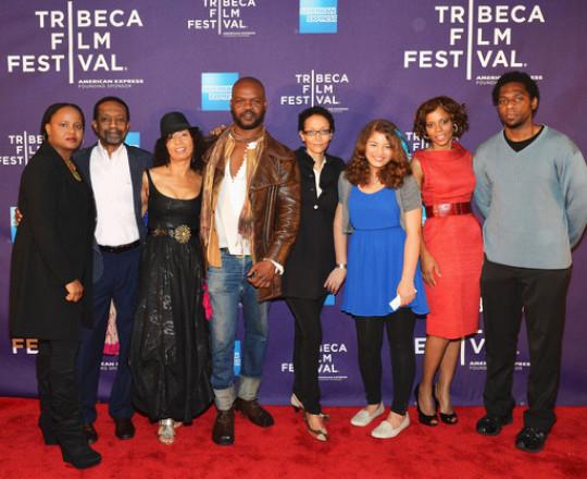 Stones of the Sun - Cast & Crew at Tribeca Film Festival '
